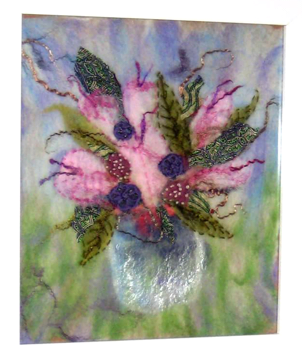 Fabukous Felt. Central West NSW artist. Selling work online