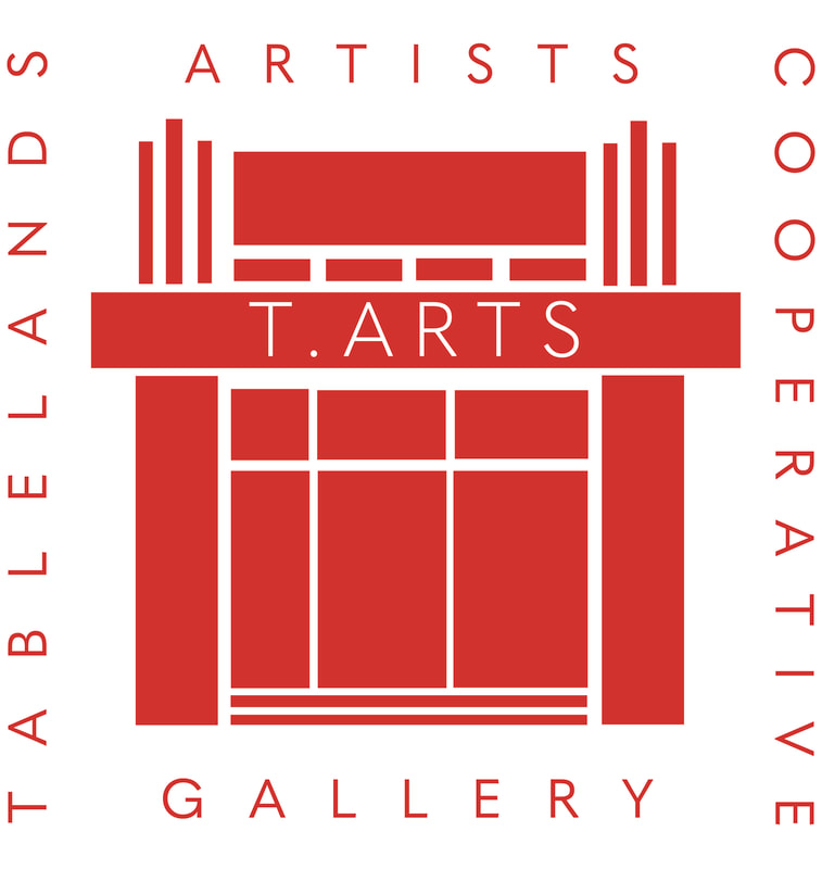 T.Arts Gallery Bathurst. Central West NSW artists. Selling work online